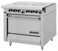 GARLAND MST45RE Master Series Gas 2 Target Tops 1 Standard Oven. Weekly Rental $121.00