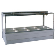 Roband - S25RD - Square Glass Hot Food Bar. Weekly Rental $38.00