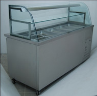 Ice Blue NBF - 2475 Noodle Bar Fridge - No Canopy. Weekly Rental $58.00