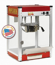 Paragon - TP6E - Popcorn Machine. Weekly Rental $13.00