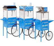 Paragon Sno Cone machine Cart - Medium. Weekly Rental $11.00