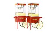 Paragon Popcorn Cart - Medium. Weekly Rental $8.00