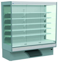 BONNET NEVE ONWAVE2-ECO-240 Glass Door Multi Deck Chiller. Weekly Rental $161.00