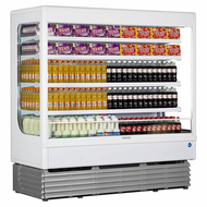 IARP SHELLY-240 Multi Deck Dairy Chiller. Weekly Rental $117.00