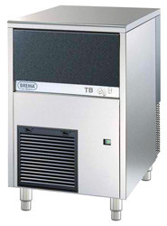BREMA TB852A 85 Kg Pebble Ice Maker. Weekly Rental $54.00