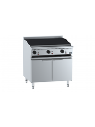 B & S - VCBR-12 - Verro Char Broiler-1200mm. Weekly Rental $56.00
