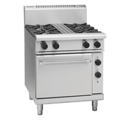 Waldorf 800 Series RN8510GE - 750mm Gas Range Electric Static Oven. Weekly Rental $83.00
