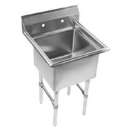 SKBEN01-1818N Stainless Steel Sink with Basin . Weekly Rental $6.00