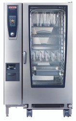 RATIONAL SCC5S201G 20 Tray Gas Combi Oven. Weekly Rental $475.00