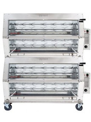 SEMAK - M72 - Manual Electric Rotisserie 72 Birds. Weekly Rental $206.00