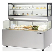 Skipio - SBC-1500RD - Combi Showcase. Ambient Weekly Rental $120.00