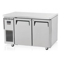 Skipio - SUF15-2 - Two Door Under Counter Freezer. Weekly Rental $41.00