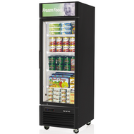 Skipio - SGF-14 - Glass Door Freezer. Weekly Rental $53.00