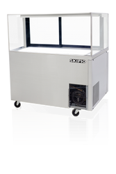 Skipio - SB1200 - NSB. Refrigerated Display Case. Weekly Rental $56.00