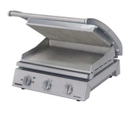 Roband -  GSA815R - Grill Station Ribbed Top Plate. Weekly Rental $10.00