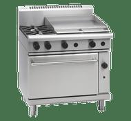 Waldorf 800 Series RN8616G - 900mm Gas Range Static Oven. Weekly Rental $78.00