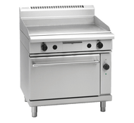 Waldorf 800 Series GP8910GEC - 900mm Gas Griddle Electric Convection Oven Range. Weekly Rental $135.00