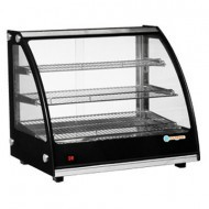 ICS Siena 80 Heated Display Cabinet. Weekly Rental $13.00