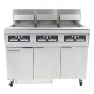 Frymaster - FMJ350 - Gas Fryer 3 x 25 Litre. Weekly Rental $332.00