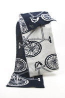 bikes scarf from Otto and Spike