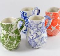 milk jug by Samantha Robinson