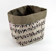 Fabric Basket Medium from Memi Designs