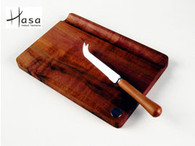 cheese board & knife from Hasa