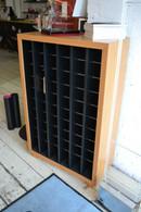 Wine Cabinet, 6x10, US Oak, Barbi