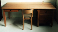 Desk in Solid timber