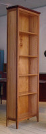 Bookcase, Tall and slim,all Ash