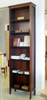 Bookcase, Tall and slim, All Jarrah