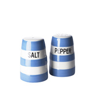 Salt and Pepper shakers from Cornish Blue