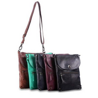 RUGGED HIDE tayla sling bag