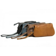 RUGGED HIDE st kilda clutch