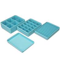 DAVIS & WADDELL stackable ice tray