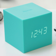 GINGKO gravity cube clock