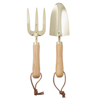 STEPHANIE ALEXANDER deluxe garden tool set of 2