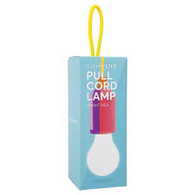 SUNNYLIFE pull cord lamp