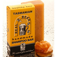 BEAUTY tasmanian beer shampoo