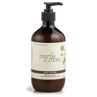 MYRTLE&MOSS 500ml body lotion