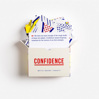 SCHOOL OF LIFE confidence prompt cards
