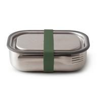 BLACK + BLUM stainless steel lunch box