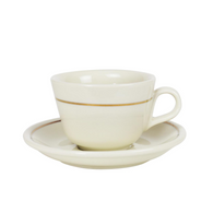 ROBERT GORDON standard cappucino cup and saucer