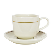 ROBERT GORDON standard large cup and saucer