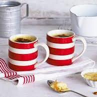 CORNISHWARE mug 4oz espresso