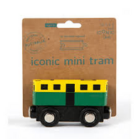MAKE ME ICONIC tram mini