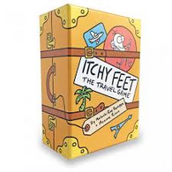 GINGER FOX itchy feet travel card game