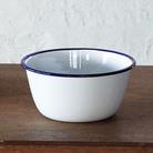 FALCON ENAMEL pudding basin 14cm