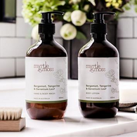 MYRTLE&MOSS lotion/wash