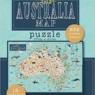 HARDIE GRANT australia map puzzle